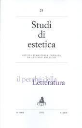 Un incontro romano sulla prima Estetica crociana - D'Angelo, Paolo - Modena : [poi] Bologna : Enrico Mucchi Editore  ; CLUEB, 2002.