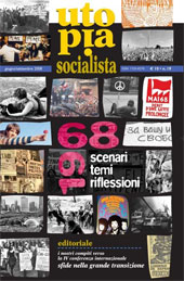 Utopia socialista : trimestrale teorico per un nuovo marxismo rivoluzionario -  - Roma : Prospettiva Edizioni fat.