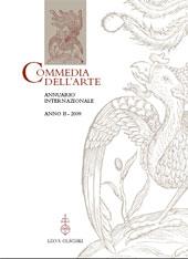 Commedia dell'arte : annuario internazionale