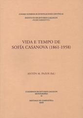 Vida e tempo de Sofía Casanova (1861-1958)