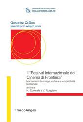 """Il """"Festival internazionale del cinema di frontiera"""" : Marzamemi tra svago, cultura e competitività territoriale"""