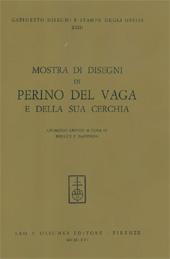 Mostra di disegni di Perino del Vaga e la sua cerchia