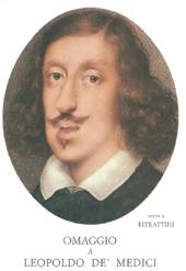 Omaggio a Leopoldo De' Medici : parte II : ritrattini
