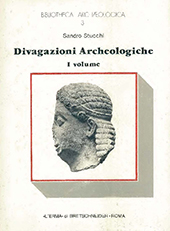 Divagazioni archeologiche : vol. I : delle figure del grande frontone di Corfù ; Di un mitreo e di un oracolo a Cirene