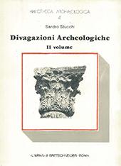Divagazioni archeologiche : vol. II : Di un pre-arco insussistente ; Di quattro colonne di caristio