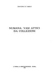 Numana : vasi attici da collezioni