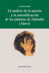 El análisis de la autoría y la autentificación de las pinturas de Zubialde (Alava)