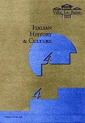 Italian history & culture, 4