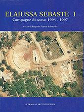 Elaiussa Sebaste I : campagne di scavo, 1995-1997