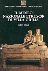 Il Museo nazionale etrusco di Villa Giulia : guida breve