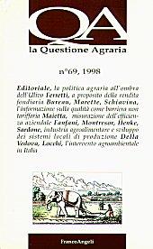 QA : Rivista dell'Associazione Rossi-Doria -  - Milano : Franco Angeli