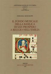 Il fondo musicale della Basilica di San Prospero a Reggio nell'Emilia