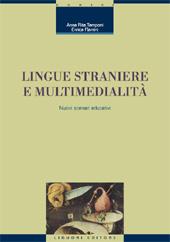 Lingue straniere e multimedialità : nuovi scenari educativi