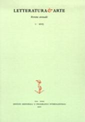Corpi chimerici : immagini del ritmo nell'arte del cavallo - Cherchi, Gavina - Pisa-Roma : [S.l.] : Istituti editoriali e poligrafici internazionali  ; Fabrizio Serra, 2008.