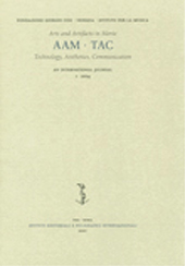 AAM TAC : Arts and Artifacts in Movie : Technology, Aesthetics, Communication