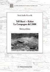 Tell Barri/ Kahat : la campagna del 2000 : relazione preliminare