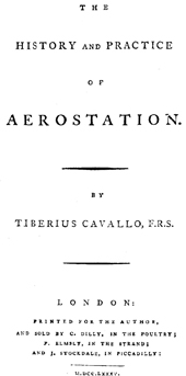 The history and practice of aerostation
