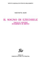 Il sogno di Ezechiele : Tocco e Gentile interpreti di Bruno