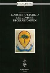 L'archivio storico del Comune di Cerreto Guidi