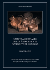 Usos tradicionales de los árboles en el occidente de Asturias - Merino Cristóbal, Laureano - Madrid : CSIC, 2004.