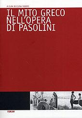 Il mito greco nell'opera di Pasolini