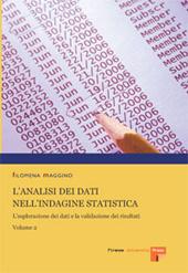 L'analisi dei dati nell'indagine statistica