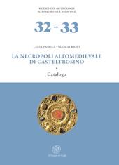 La necropoli altomedievale di Castel Trosino : catalogo ; tavole