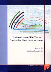I sistemi museali in Toscana : primi risultati di una ricerca sul campo