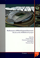 Perfomance of wind exposed structures : results of the PERBACCO project