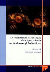 La valorizzazione economica delle tipicità rurali tra localismo e globalizzazione