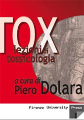 TOX : lezioni di tossicologia