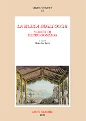 La musica degli occhi : scritti di Pietro Gonzaga
