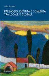 Paesaggio, identità e comunità tra locale e globale