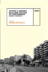 Turismo e ambiente nelle aree costiere del Mediterraneo : regioni a confronto