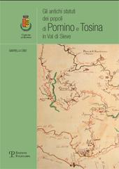 Gli antichi statuti dei popoli di Pomino e Tosina in Val di Sieve
