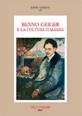 Benno Geiger e la cultura italiana