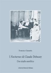 I Nocturnes di Claude Debussy : uno studio analitico