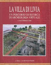 La villa di Livia : un percorso di ricerca di archeologia virtuale
