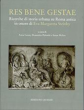 Lexicon topographicum urbis Romae : Supplementum IV : Res bene gestae : ricerche di storia urbana su Roma antica in onore di Eva Margareta Steinby