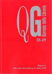 Rapporto sullo stato dell'editoria in Italia 2008