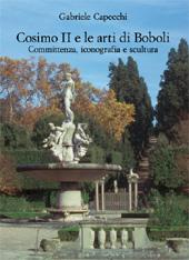 Cosimo II e le arti di Boboli : committenza, iconografia e scultura