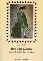Tirso e Don Giovanni : scambi di ruoli tra dame e cavalieri