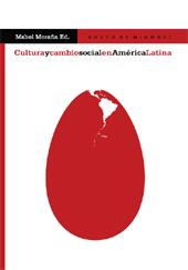 Cultura y cambio social en América Latina