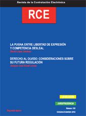 Legislación y resoluciones. - López Jiménez, David - Madrid : Dykinson, 2012.