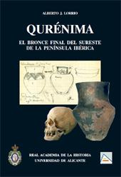 Qurénima : el bronce final del sureste de la Península Ibérica