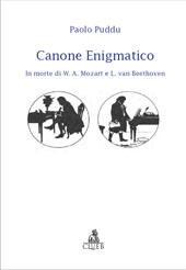 Canone enigmatico : in morte di Mozart e Beethoven