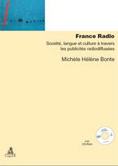 France radio : société, langue et culture à travers les publicités radiodiffusées
