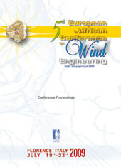 5th European & African conference on wind engineering : Florence Italy, July 19th-23rd 2009 : conference proceedings.