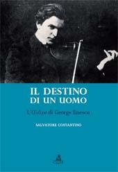 Il destino di un uomo : l'Oedipe di George Enescu