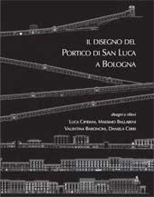 Il disegno del portico di San Luca a Bologna
